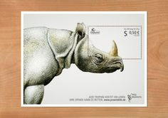 牠們的價值不該用價格來衡量!以郵票為保育類動物發聲 | 大人物