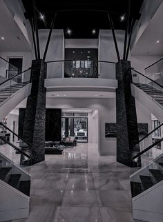 Dream Home Design, Modern House Design, Big Modern Houses, Luxury Kitchen Design, Future House, Dream Mansion, Luxury Homes Dream Houses, Dream House Exterior, House Goals
