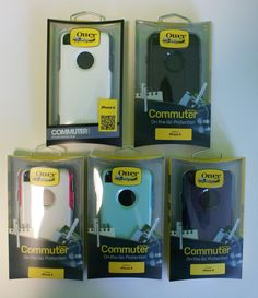 New Otterbox Commuter Case Series for Apple IPhone 6 Authentic Oem Slim Defender #OtterBox