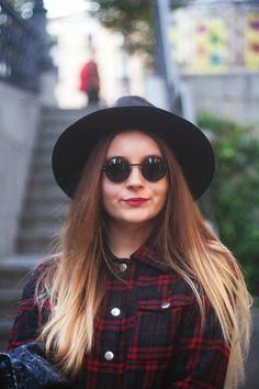 Amazing spanish blogger Claudia aka  BeHepburn  wears our denim  jacket http   f623cb07bfed