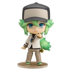 NENDOROID Pokemon Black and White : N [PRE-ORDER] – HYPETOKYO