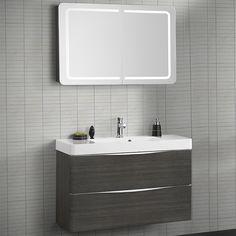 Badezimmer Waschplatz Set LUGIO256 Hacienda Braun Jetzt Bestellen Unter: ...