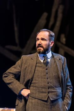 In pictures: Ralph Fiennes in The Master Builder - WhatsOnStage.com