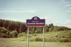 Check out Scottish borders by Patricia Hofmeester on Creative Market