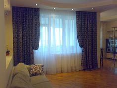 Интерьерные ткани - пошив штор, разработка и создание интерьера