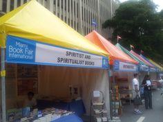 Miami Book Fair - Banca do Livro Espirita -