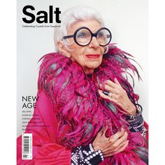 IRIS APFEL - SALT Magazine Niall O'Brien - tillyhardy ❤ liked on Polyvore featuring fillers, magazine and pictures