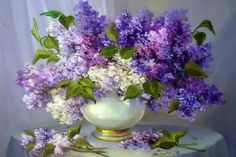 Fresh lilac in vase - (#110794) - High Quality and Resolution Wallpapers on hqWallbase.com