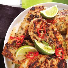 Jerk Chicken. Hot, sweet, earthy, bright, smoky and spicy – a good jerk recipe is all that and more, including deliciously complex and amazingly easy.