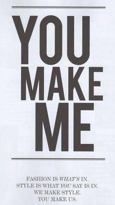 you make me horney