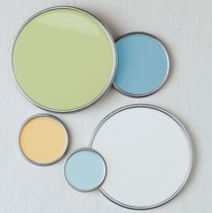 The Inspired Collection: Dreamy Beach House Design. Interesting possibilities for exterior colors.