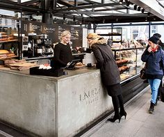Europe's Best Places to Eat Like a Local: Lauras Bakery