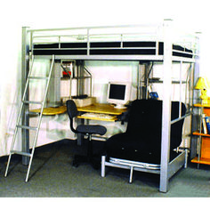 Deciding to Buy a Loft Space Bed (Bunk Beds). – Bunk Beds for Kids Bunk Bed With Desk, Bunk Beds With Stairs, Kids Bunk Beds, Loft Beds, Modern Bunk Beds, Modern Murphy Beds, Murphy Bed Ikea, Murphy Bed Plans, Camas Murphy