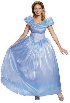 Cinderella Ultra Prestige Adult Costume Medium 8-10
