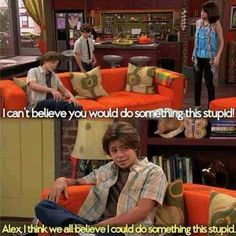 Wizards of Waverly Place- Ok, Max is hilarious! Disney Love, Disney Magic, Disney Stuff, Old Disney Shows, Old Disney Channel, Wizards Of Waverly Place, Tv Show Quotes, Film Quotes, Disney Memes