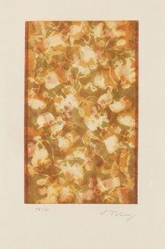 Mark Tobey * Golden Days * 1974