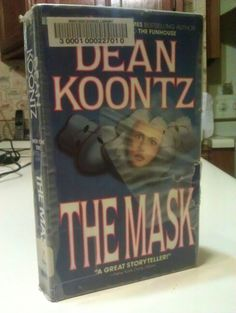 THE MASK BY DEAN KOONTZ pb book ~ Combine shipping for only $1.00 each !~ @Listia.com