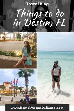 Destin, Destin FL, Florida Vacation, Beach Vacation, Beach Trip #Destin #DestinFL #FloridaVacation #BeachVacation #BeachTrip Southern Girl Style, New York Style, Activities To Do, Beach, Things To Do, Florida, Places, Travel, Things To Make