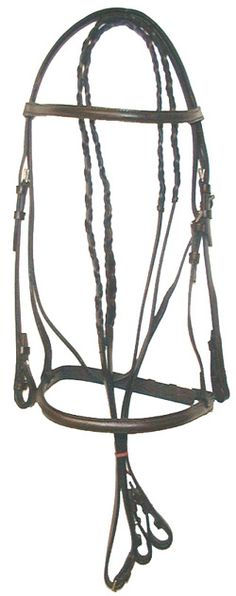 Utility English Flat Snaffle Bridle $19.99