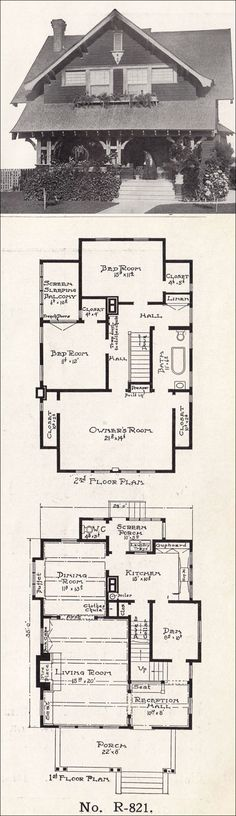 old time house plans | vintage old house plans 1900s | how to build