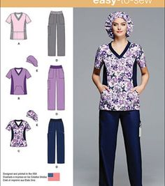 Simplicity Patterns Us1020Aa-Simplicity Misses' And Plus Size…