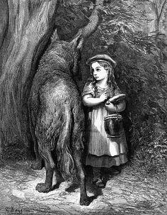 illustration...Grimm's Fairy Tales