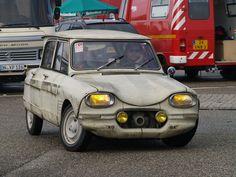 Sic, Citroën Ami by Foto JB Hilversum on Flickr.