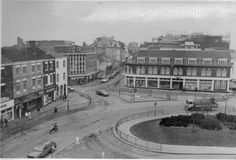 top town bus station before some fool wrecked the whole town centre traffic system