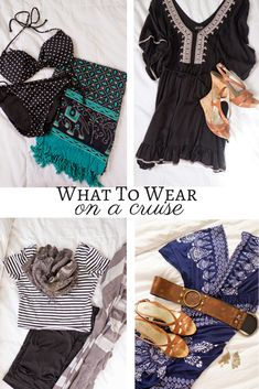 What To Wear On A Cruise: Women's Fashion