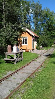 Norway, Cabin, House Styles, Home Decor, Cabins, Cottage, Interior Design, Home Interiors, Wooden Houses