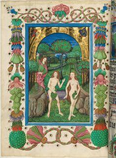 Missale quinque tomis constans, qui omnes multis (plus centum) et nitidissimis picturis ornati sunt (Bd. 2) - Berthold Furtmeyr Clm 15709 nach 1482 Folio