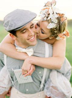 Adorable Engagement Photos!