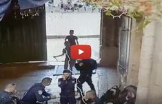 Terror Attack in the Old City of Jerusalem by Two Muslim Kids Temple Mount, Military Training, Old City, Muslim, Old Things, Canada, God, Military Workout, Dios