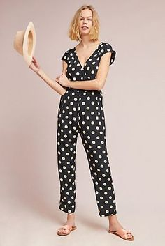 5cc4c95621 Corey Lynn Calter Wrapped Jumpsuit Fashion Capsule