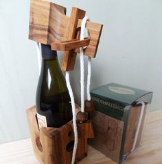 Wine Challenge Puzzler by Danny Seo for HomeGoods — Faith's Daily Find 12.10.12