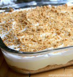 Banana Pudding Dessert on MyRecipeMagic.com
