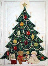 This link is for purchasing the quilting pattern for the doll and teddy bear tree pattern as shown.