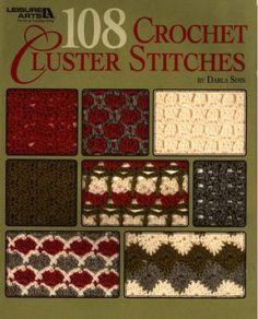 Maggie's Crochet · 108 Crochet Cluster Stitches