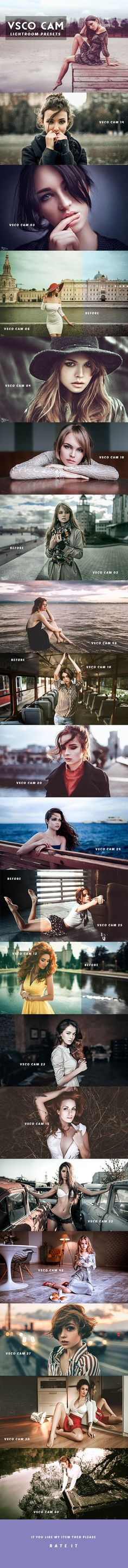 Vsco Cam Lightroom Presets - Lightroom Presets Add-ons