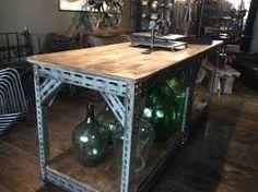 Resultado de imagen de mueble industrial