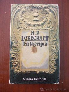 Libros de segunda mano: H.P. LOVECRAFT NOVELAS ALIANZA EDITORIAL - Foto 11 - 32669636 .x.r.
