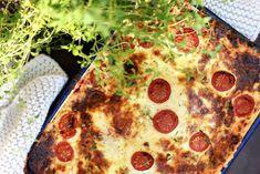 Ukemeny for uke 35 Ciabatta, Couscous, Pepperoni, Risotto, Tapas, Pizza, Eat, Drink, Food