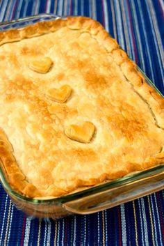 Savory Pie Crust