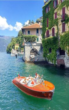 Where does one begin to start when discussing Italy. Well, if you intend to travel there, Rome and Venice are good places to start. Vacation Places, Vacation Destinations, Dream Vacations, Vacation Spots, Places To Travel, Places To See, Nesso Italy, Wonderful Places, Beautiful Places