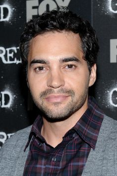 """Ramon Rodriguez at the """"Gang Related"""" New York Private Screening. Grooming by Kumi Craig."""