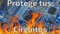 Protege tu Circuito contra Voltaje Inverso