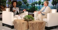 """Comedian Wanda Sykes appeared on """"The Ellen DeGeneres Show"""" on Wednesday, where she revealed an apparent encounter that she claims to have had with a ghost while staying at a historic hotel in Virginia. """"I don't want people to think I'm crazy, but it happened,"""" she told host Ellen DeGeneres. Sykes said that she returned to her room at the Jefferson Hotel in Richmond, Virginia, after a show one night, and suddenly felt that something wasn't quite right. """"I just had a sense that somebody else…"""