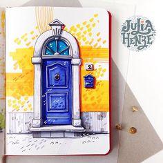 Blue door for #inktober #inktober2017 #urbansketching #urbansketch #ar_sketch #architecturalsketch #italy #italianarchitecture #door #copicmarker #copicsketch #sketcheveryday #art_we_inspire #topcreator #architecture #archsketching #doordrawing #art #sketchbook #sketchaday #dailysketch #doorsketch #doorscollection #doorsandwindows #world_doorsandwindows #artjournal #traveljournal #doors_aroundtheworld #igw_doors #julia_henze