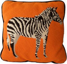 "Vintage Hermes ""El Morocco"" Zebra"
