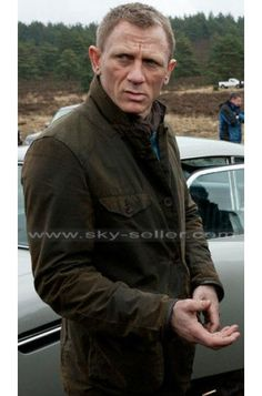 #SkyfallJacket #VesteBarbourJacket #DanielCraigJacket #JamesBondJacket #LeatherJacket #HeritageBeaconJacket #Fashion #Lifestyle